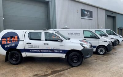 New service vehicles delivered!
